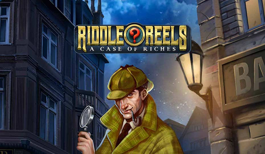 Riddle Reels Slot Machine